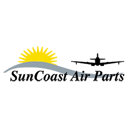 SunCoast Air Parts logo