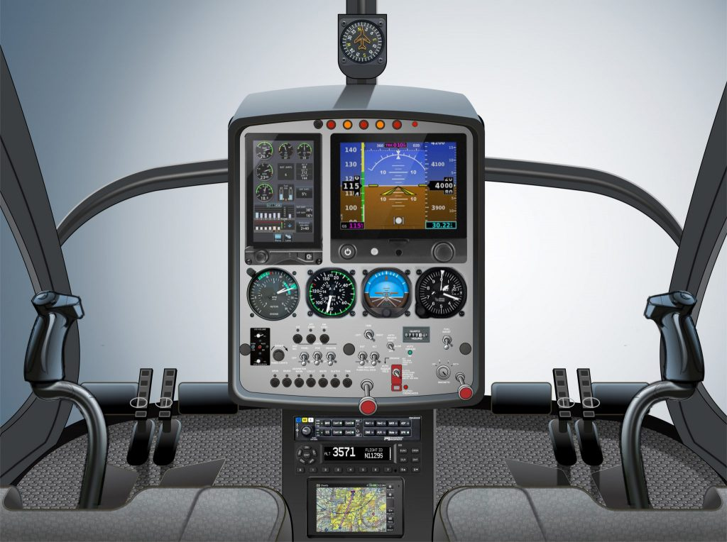 instrument panel for S300