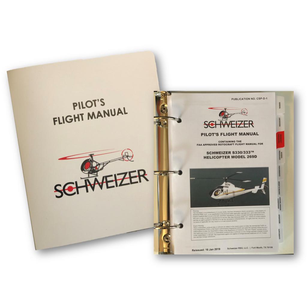 Schweizer 269c for sale